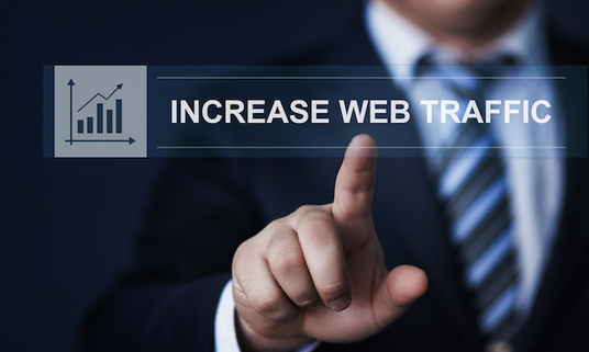 I will increase Traffic to your Website or Blog