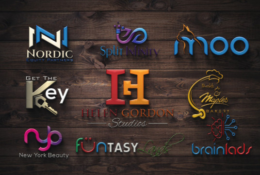 I will design 3 concept logos for your business