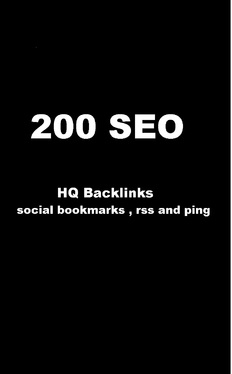 Add your site to  200 SEO  SOCIAL BOOKMARKS  as  Backlinks, rss and ping