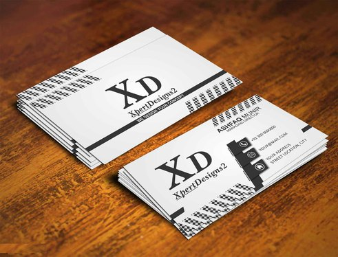 design unique business cards