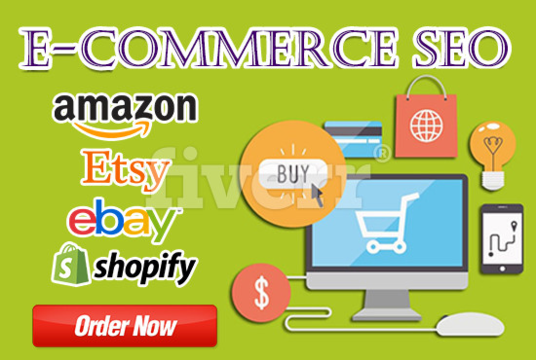 rank your amazon ebay etsy or any online store