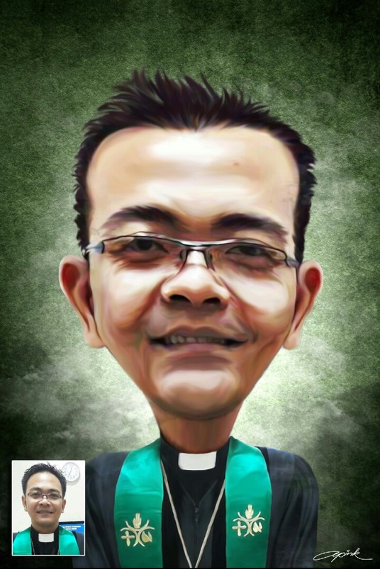 I will create your FUNNY CARICATURE