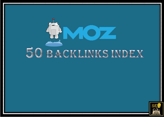 """I will index 50 backlinks to """"Open Site Explorer"""""""