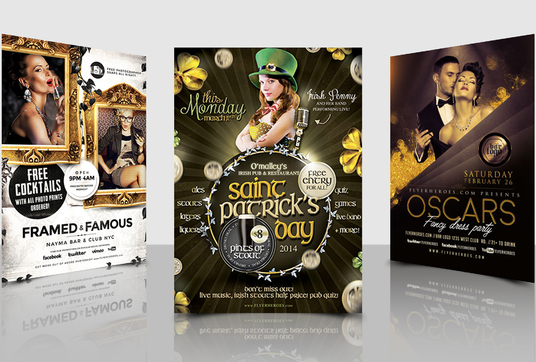 I will Design Event flyer for you