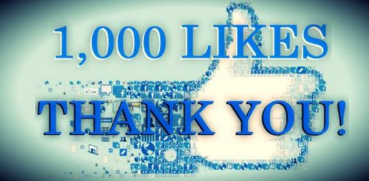 I will give you 500+ Real FACEBOOK Likes