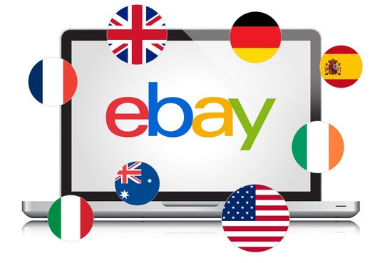 upload 5  products on your eBay website