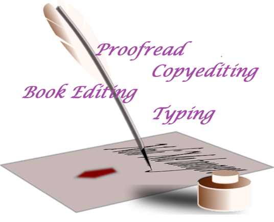 I will proofread and edit 16,000 words