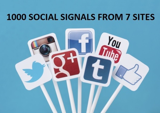 do 1000 SOCIAL SIGNALS SEO BACKLINK BOOKMARK SHARE TO 7 HIGH PR PAGE RANK SITE LIKE FACEBOOK GOOGLE