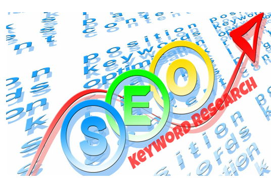 I will run in depth SEO keyword research in your niche