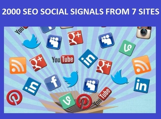 I will do 2000 SOCIAL SIGNALS SEO BACKLINK BOOKMARK SHARE TO GOOGLE LINKEDIN REDDIT HIGH PAGE RAN