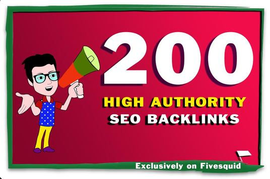I will do 200 High Quality Authority SEO Profile Backlinks to your  website rankings