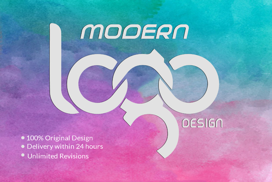 I will design 2 GREAT logo in 24 hours with unlimited revisions