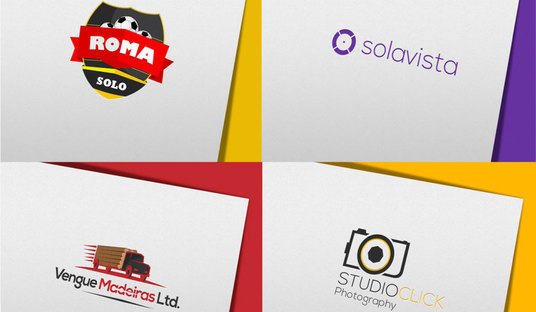 Design Custom Logo Ideas With Free Source File For 5