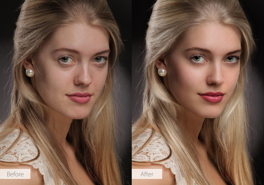 I will retouch your 2 images Professionally on Photoshop within 24 hrs