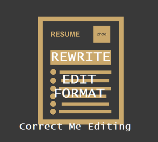 I will improve your CV - up to 2 pages