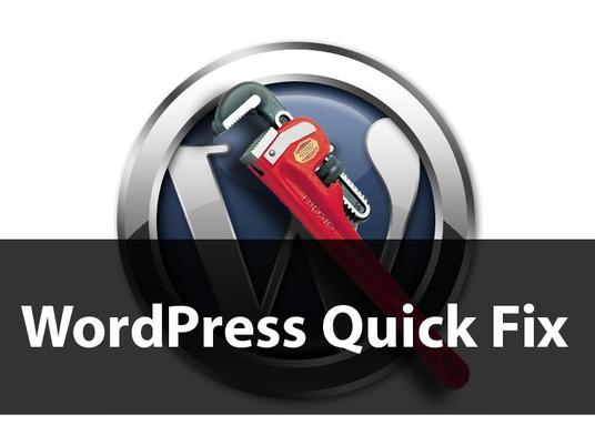 I will fix WordPress Issue, Bug, Error