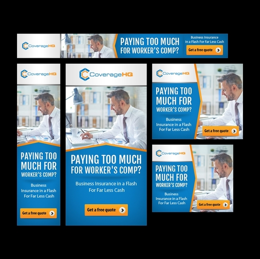 I will design Awesome Banner Ads For You