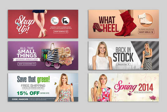 Design Awesome Banner Ads For You For 5 Estiak