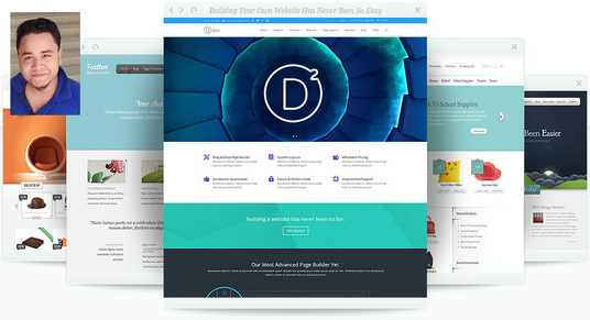 I will setup and customize DIVI theme for you
