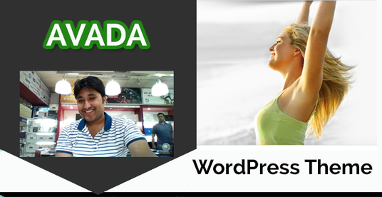 I will install and customize Avada WordPress theme