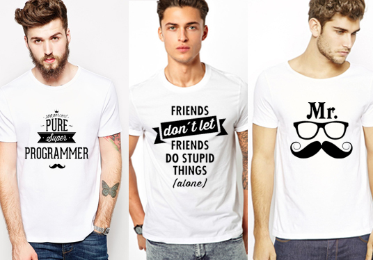 I will design a t-shirt for you