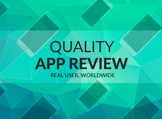 I will help you to review your phone application