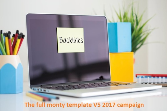 I will Get You The full monty template V5 2017 campaign