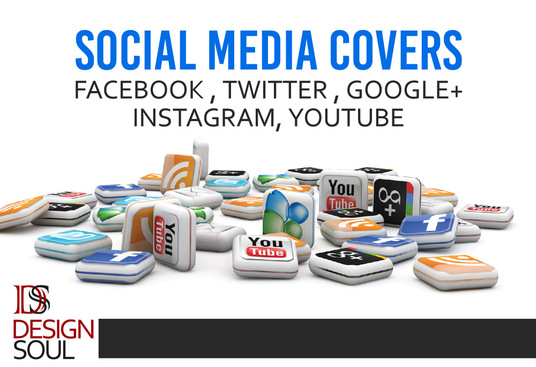 I will create professional Social media covers