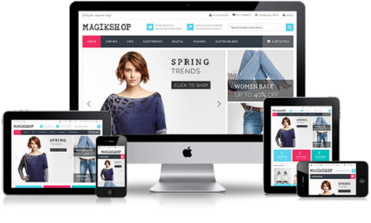 I will Build Ecommerce Website For You