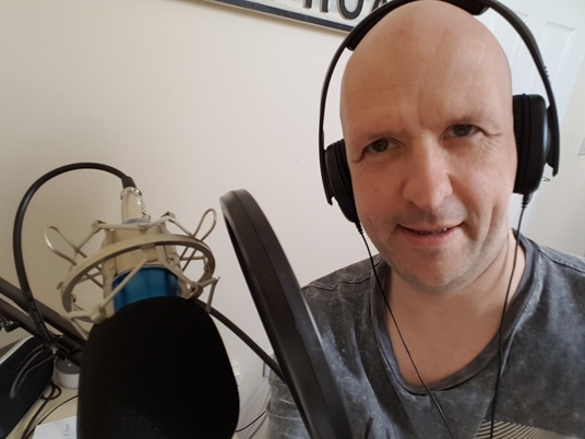 I will make your media perfect with my voice overs