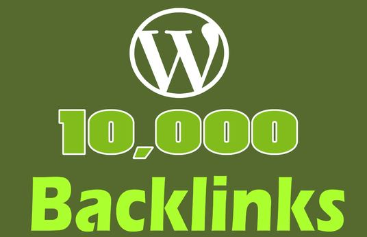 I will Create 10,000 WiKi Backlinks