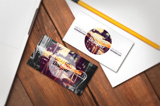 I will Design A Stunning And Beautiful Business Card