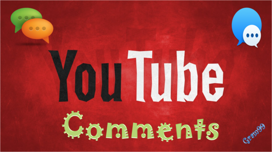 Give you 30 YouTube Custom Comments Super Fast Delivery