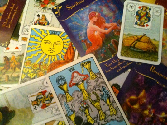 I will perform a three card tarot reading and psychic combo for you on a question or issue of you