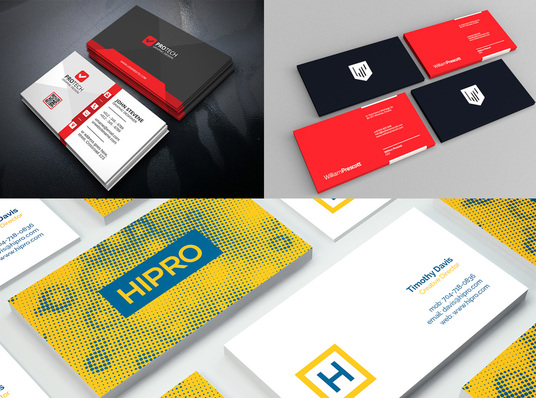 I will Design a Stunning Professional Business Card
