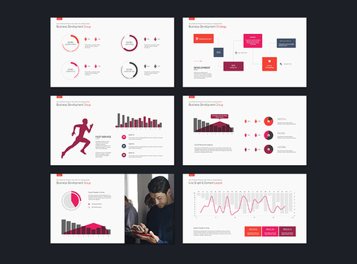 Design a PROFESSIONAL 10 slide Powerpoint presentation, Pitch deck or PPT Template