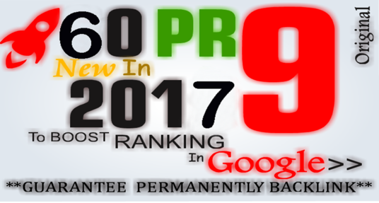 I will create 60 Google influencing backlinks from High DA PA Web 2.0 sites