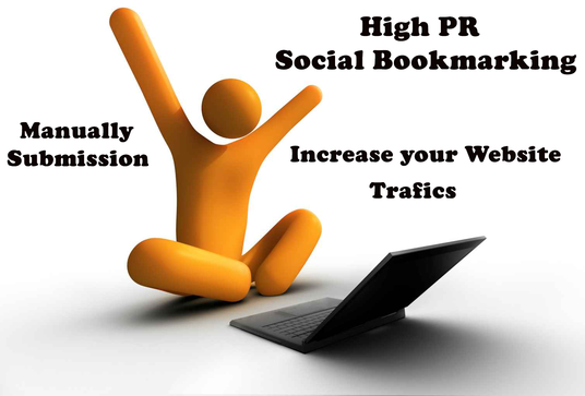 cccccc-Create Manually 50 plus High PR Social Bookmarking, Backlinks To Website Improving