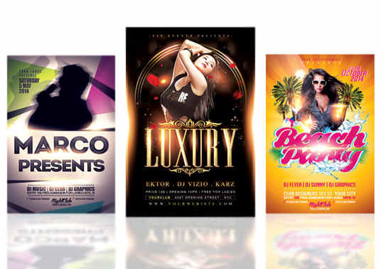 I will design amazing flyer, poster or brochure