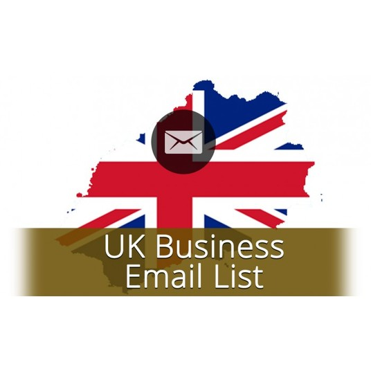 I will give  you 65,000 UK B2B Lists Are Newly 2017 Updated