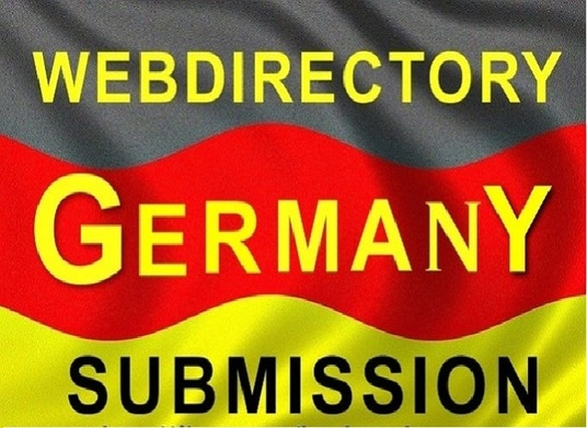 I will Promote your website in 50 GERMAN High PR Web Directory Submissions