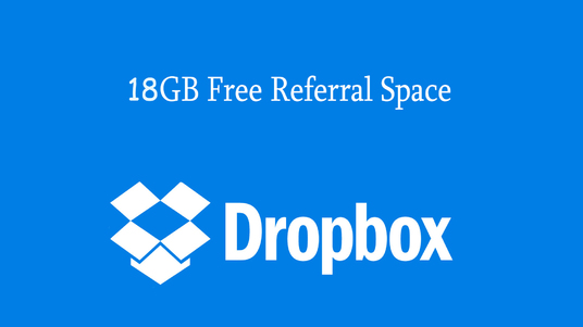I will increase your Dropbox Storage to 18GB