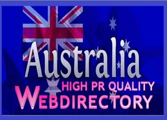 I will Promote your website in 40 Australia High PR Web Directory Submissions