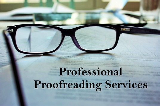 I will professionally proofread and edit any document up to 1500 words