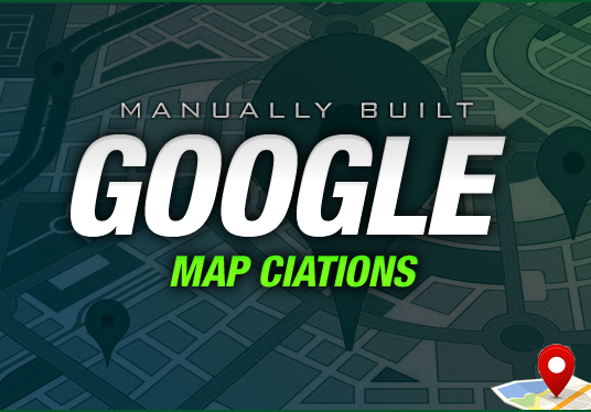 Build 12 Google Map Citations for Local SEO