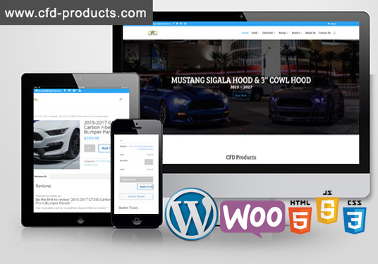 I will create WordPress E-commerce website for You