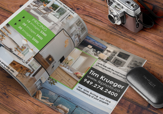 I will design HIGH-QUALITY flyer, poster or brochure