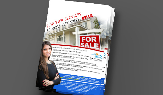 I will design HIGH-QUALITY flyer or poster