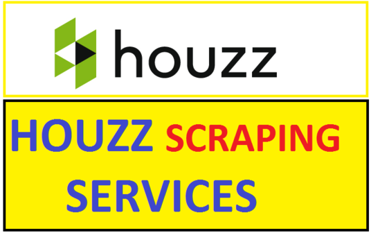 500 business data scrape or extract from houzz
