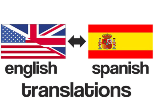 I will translate 500 words from English to Spanish and viceversa